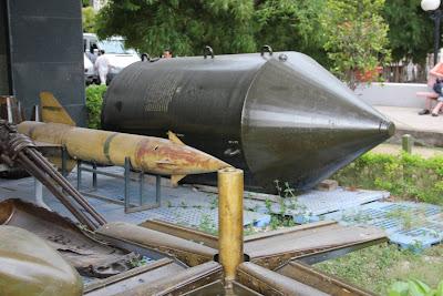 BLU-82 Bombe seismische Vietnamkrieg
