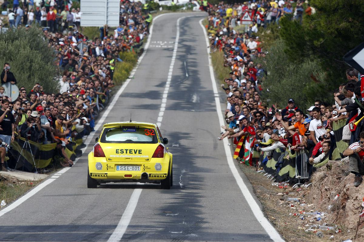 Suzuki Swift, hatchback, rajdowy, rally, wyścigi, zdjęcia, fotki, galeria