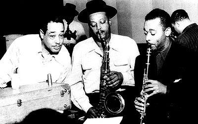 Duke Ellington, Ben Webster, Jimmy Hamilton (1948)