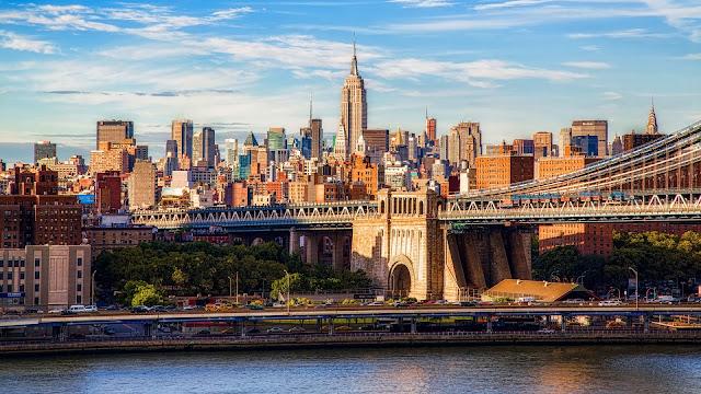 Brooklyn Bridge Manhattan NY HD Wallpaper
