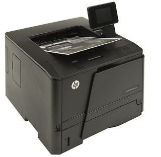 Free download driver for Printer HP LaserJet Pro 400 Printer M401dw