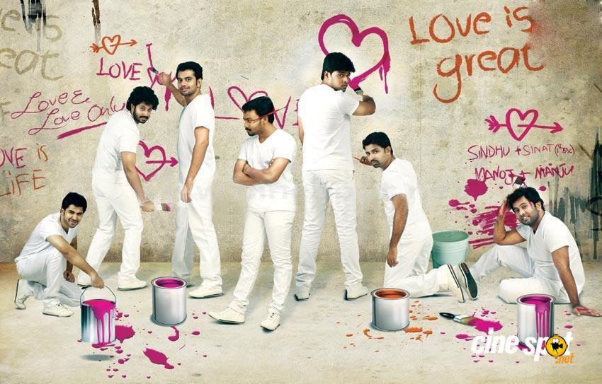 Dr Love Malayalam Movie song-Ninnodenikkulla Pranayam Vinu Thomas HD