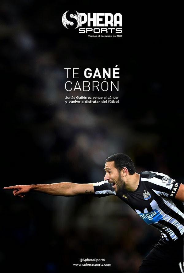 Futbolista Jonás Gutiérrez vuelve a jugar tras superar un cáncer