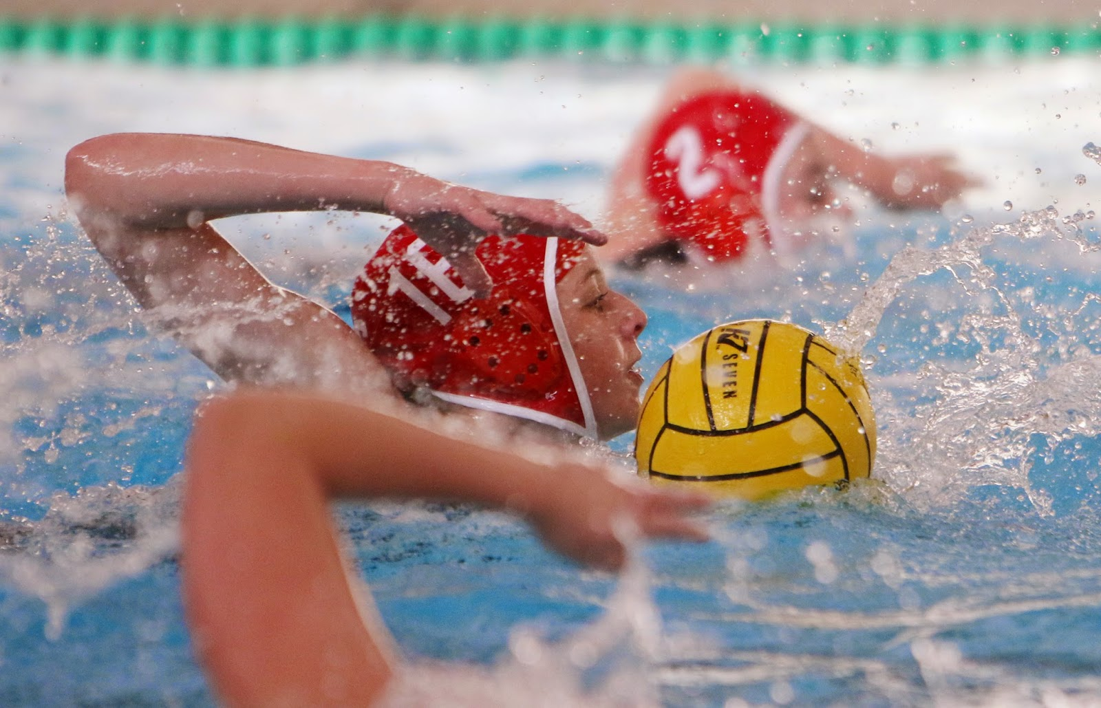 Mark Kodiak Ukena Ihsa Girls Water Polo Quarterfinals Naperville Central Vs Fenwick