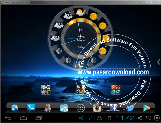 Free Download Bluestacks Android For Windows 3.0.1 With OS ICS 4.0.4 BBM Ready