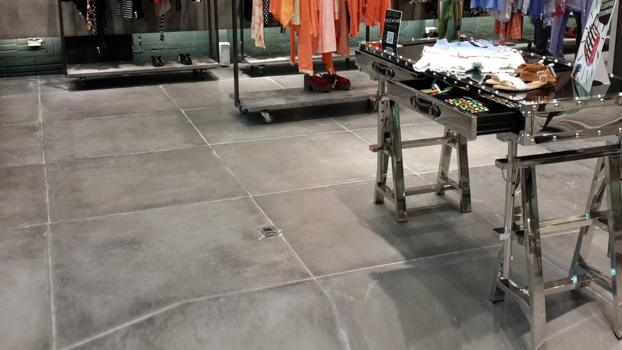 Muebles de cemento enero 2016 for Pisos exteriores precios