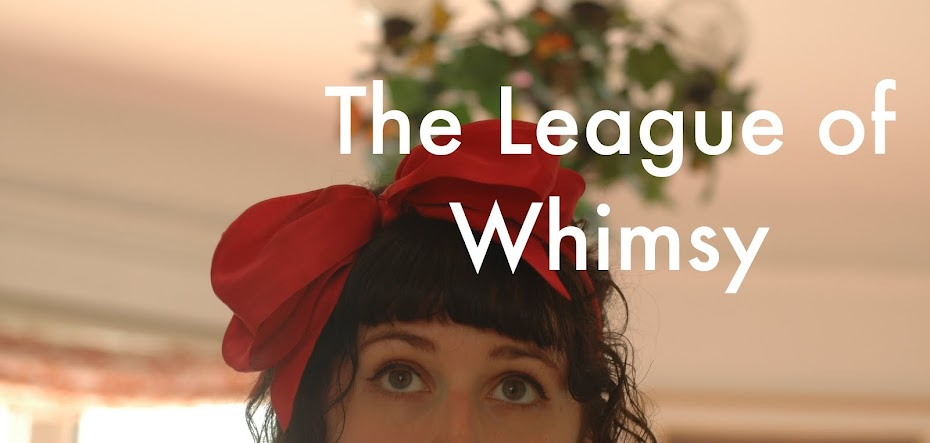 The League of Whimsy