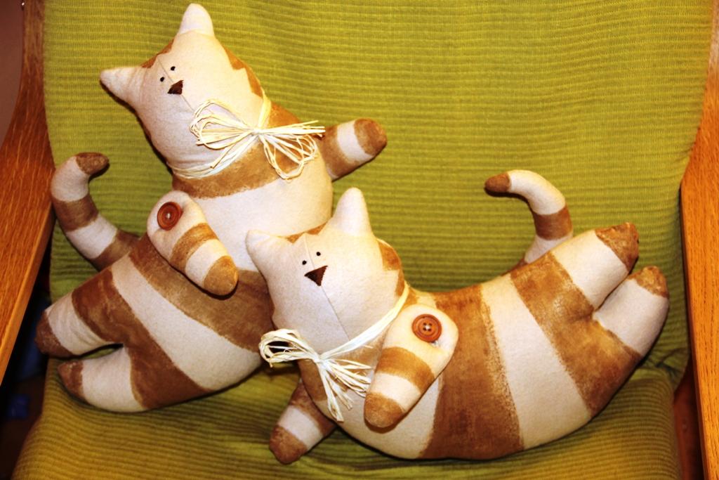 Кофейный кот тильда