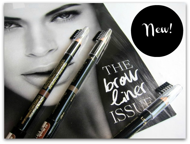 L'Oreal Paris Super Liner Brow Artist Pencils