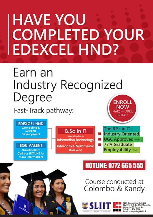 Earn an industry recognized Degree.