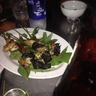 vietnam, otcb on tour, food, frogs