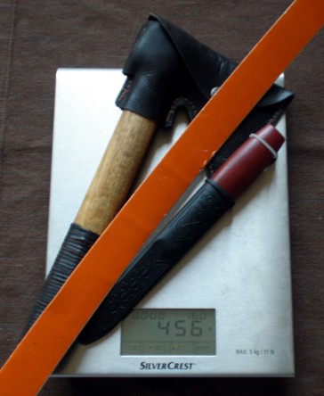Sierra, hacha y cuchillo, la alternativa lógica a un único cuchillo grande 456