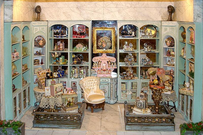Good Sam Showcase of Miniatures GSAM Instructor