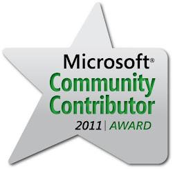 MCC Award - SQL Server