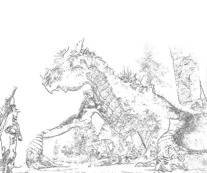 Elder Scrolls V Skyrim Meet Dragon Yumiko Fujiwara