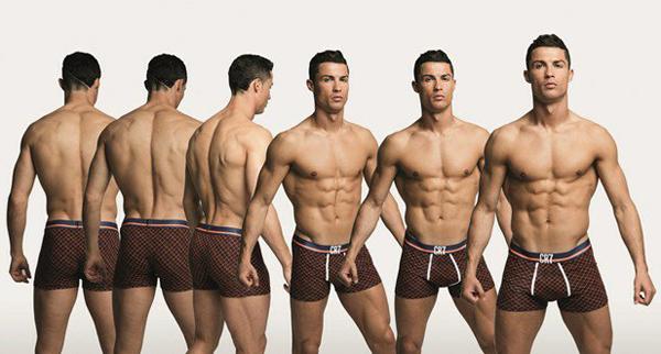 calzoncillos Cristiano Ronaldo nueva colección
