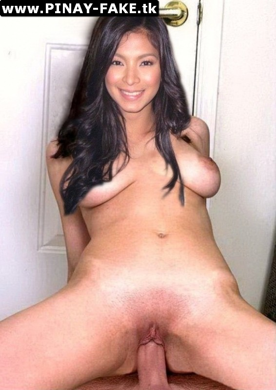 Nude angel locsin scandal