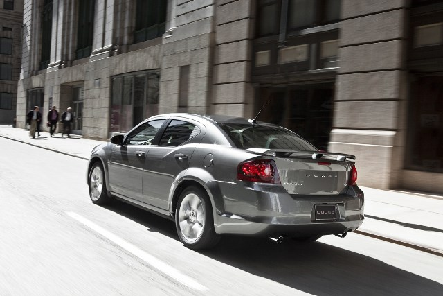 2012 New Dodge Avenger R/T