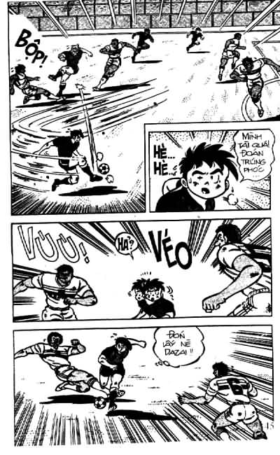 Jindodinho - Đường Dẫn Đến Khung Thành III  Tập 25 page 45 Congtruyen24h