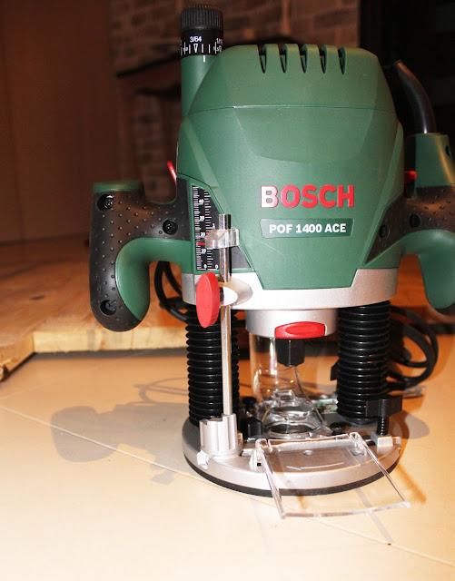 jak wyciąć koło przy użyciu frezarki gónowrzecionowej, krok po kroku DIY