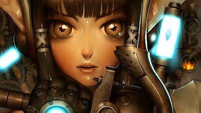 Anime Wallpaper :Neo Steam