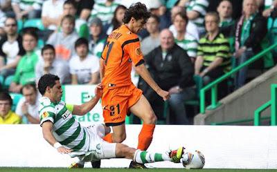 Celtic 1 - 1 Udinese (2)
