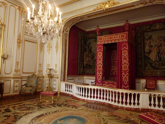 chambord chambre roi