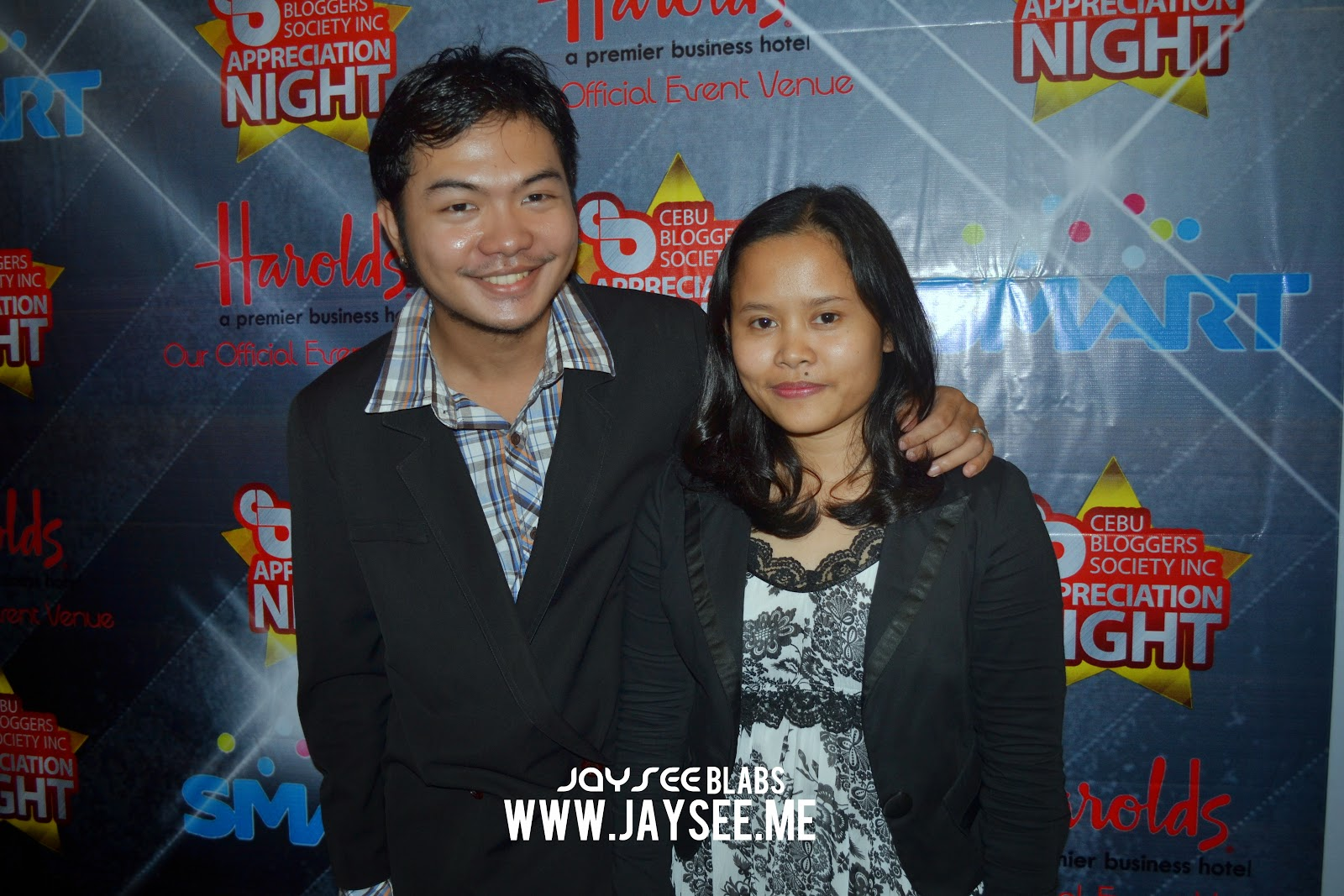 jaysee pingkian jayseeblabs Smiling with my blogging buddy Chanel Imperial