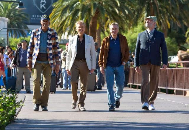 """Imágenes de la película """"Last Vegas"""""""