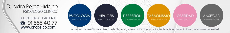 "CHC ""PSICOLOGOS MADRID"""