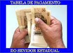 TABELA DE PAGAMENTO
