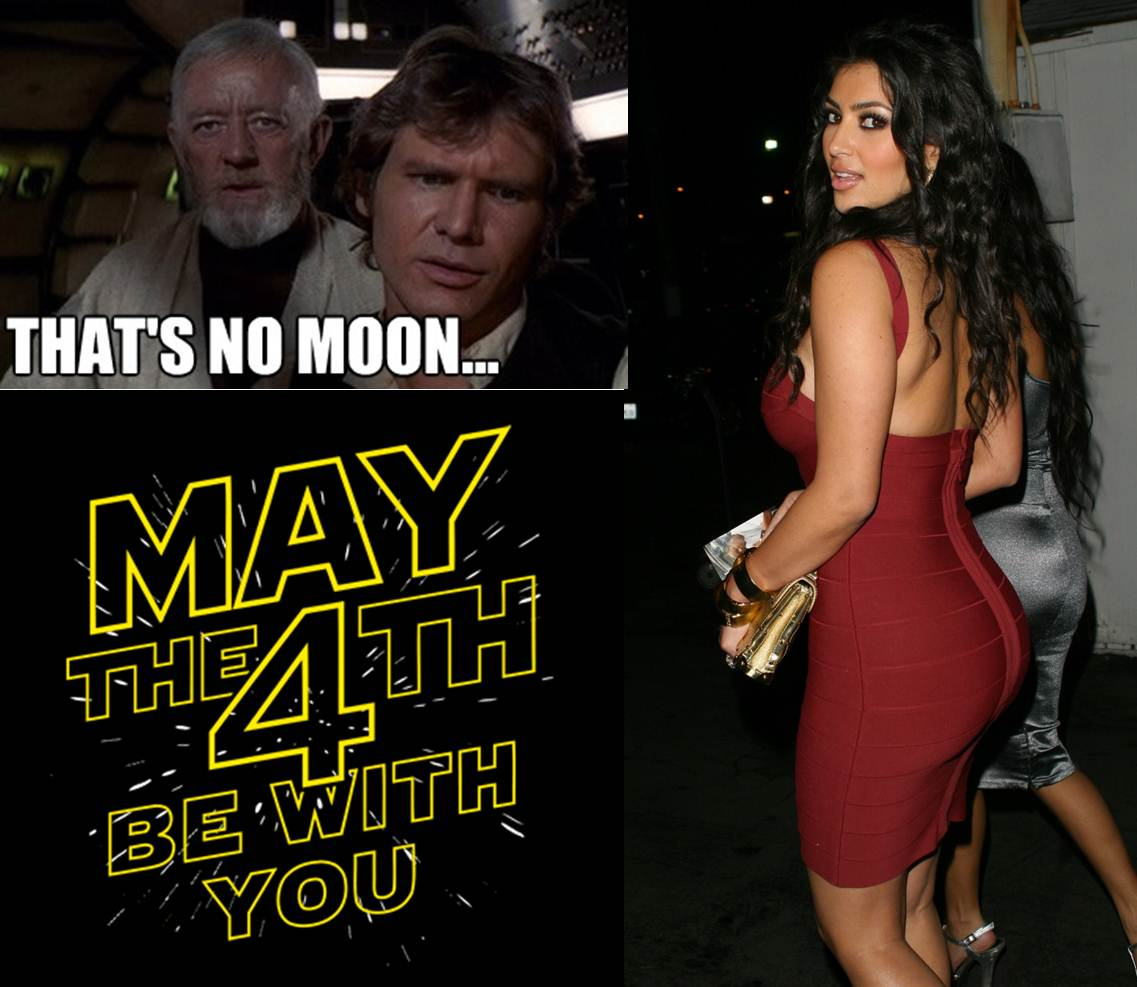 May The 4th Be With You Meme: Timon's Travel Tales: May The Fourth Be With You