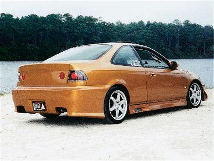 Autos World For All Honda 2001
