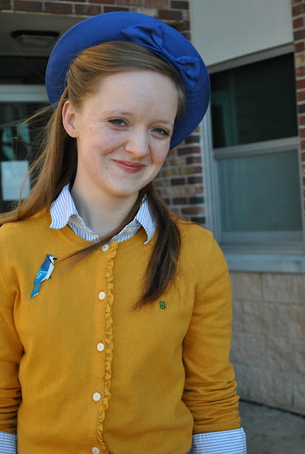 Flashback Summer:  Madeline Outfit
