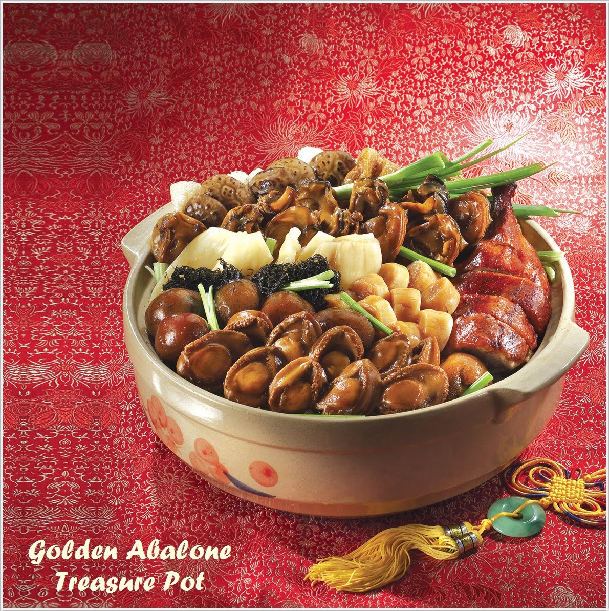 Cuisine paradise singapore food blog recipes reviews and other than pastries and cakes from crystal jade my bread there are other chinese new year proudcts such as peng cai yu sheng forumfinder Choice Image