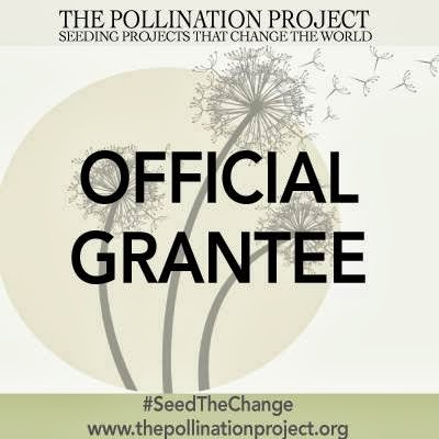 The Pollination Project Official Grantee