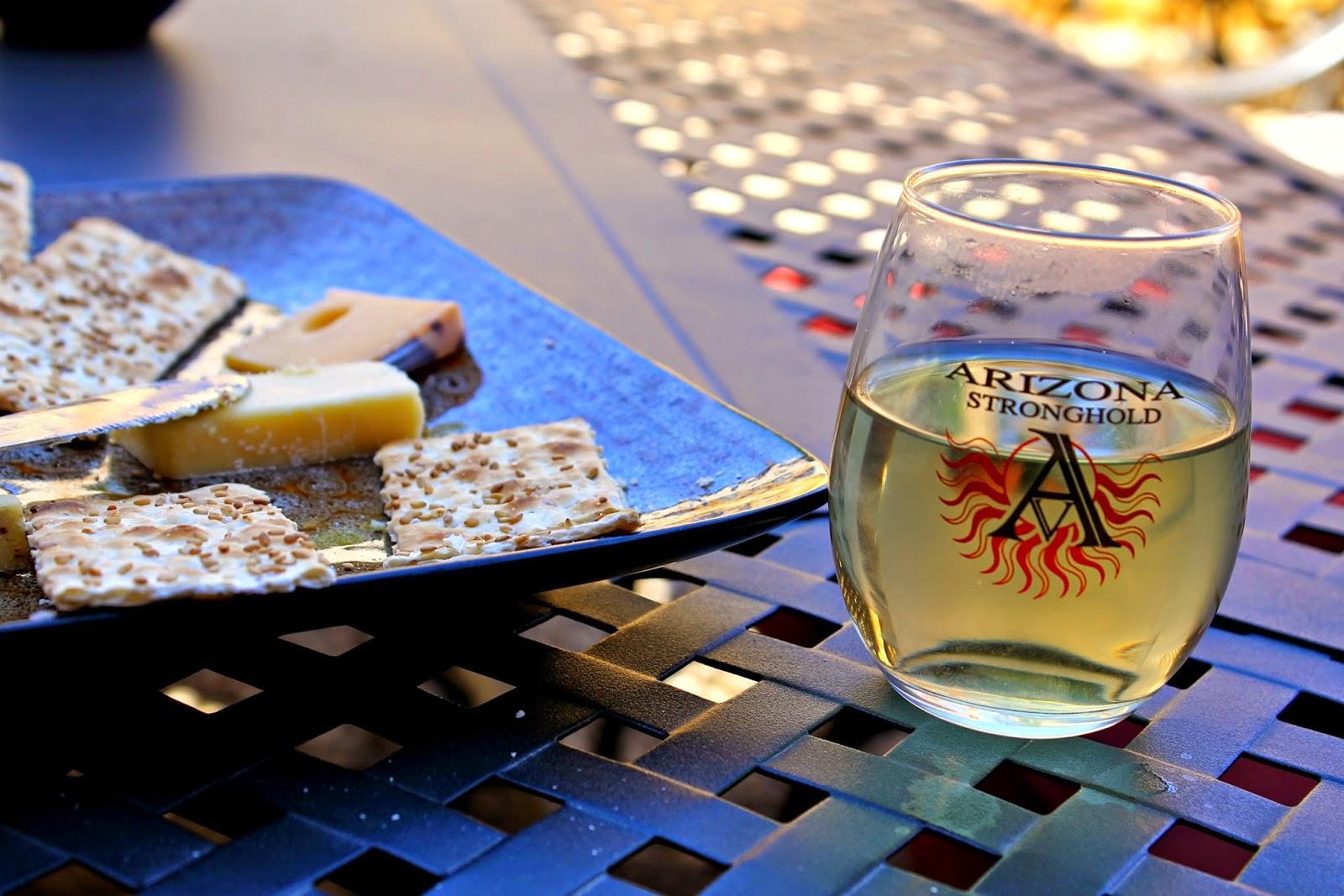 Arizona Stronghold Winery #Travel