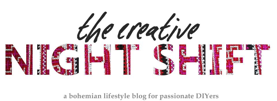 the creative night shift