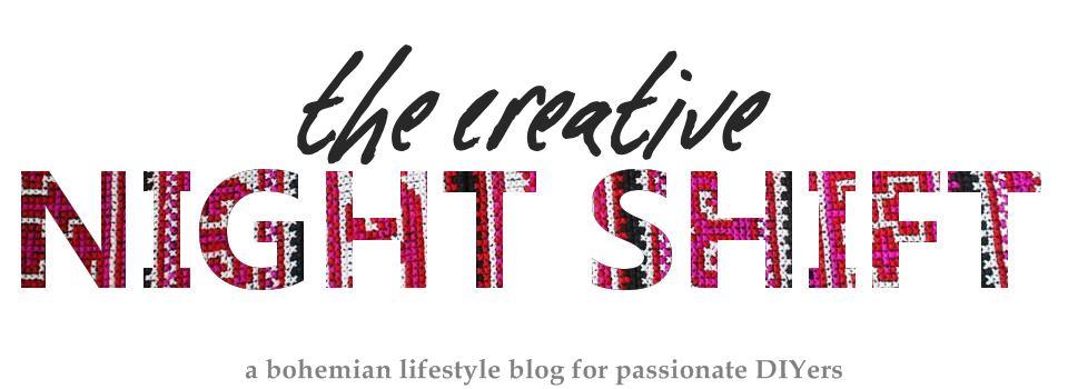 the creative night shift