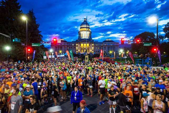 FitOne Half Marathon in Boise