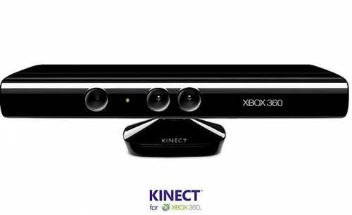 Kinect modelo Xbox 360