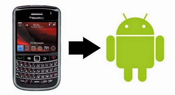 How To Transfer Contacts From BlackBerry Z10 Contacts To Samsung Galaxy S3?