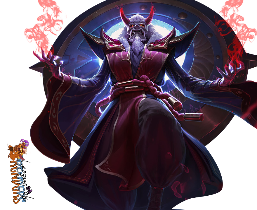 Render Blood Moon Zilean