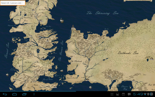 Gallery of Map Of Westeros And Essos