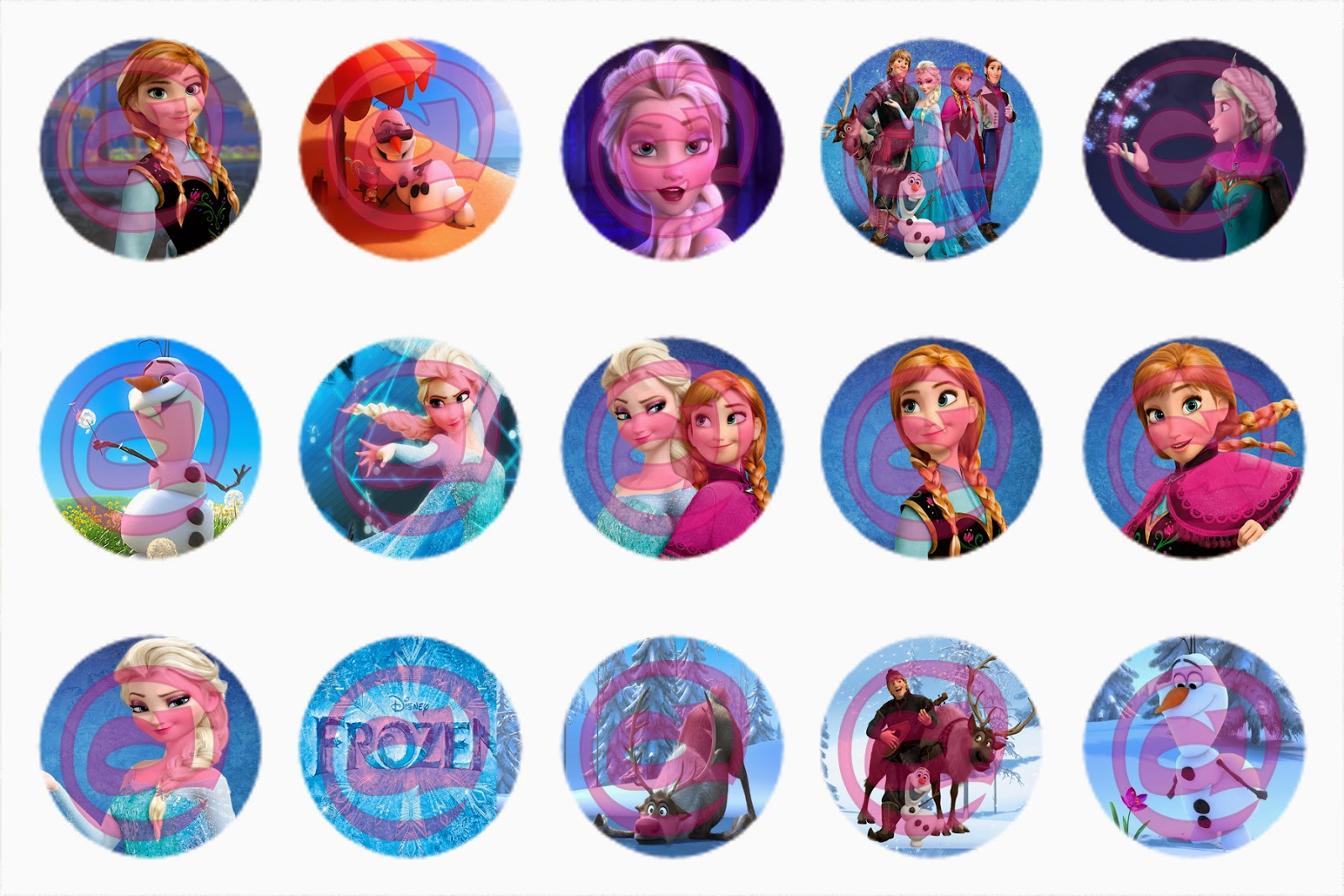 Unique bottle cap designs disney frozen bottle cap image for Cool bottle cap designs