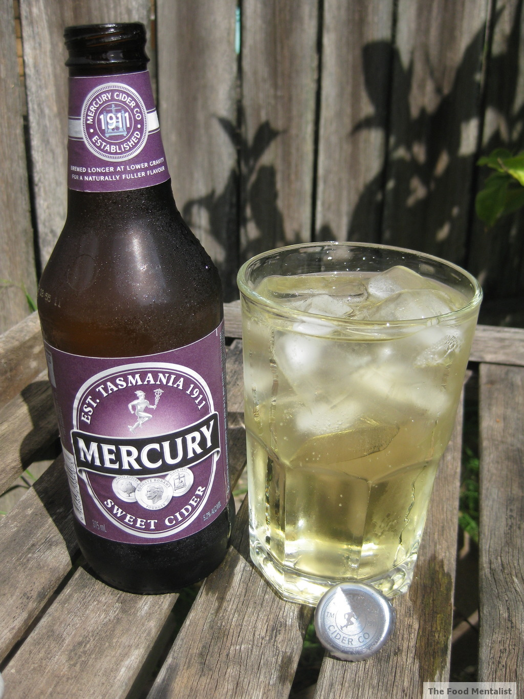 Cider Sunday Mercury Sweet