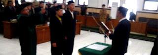 Dipecat PPP, Hendrik Resmi Di-PAW dari DPRD