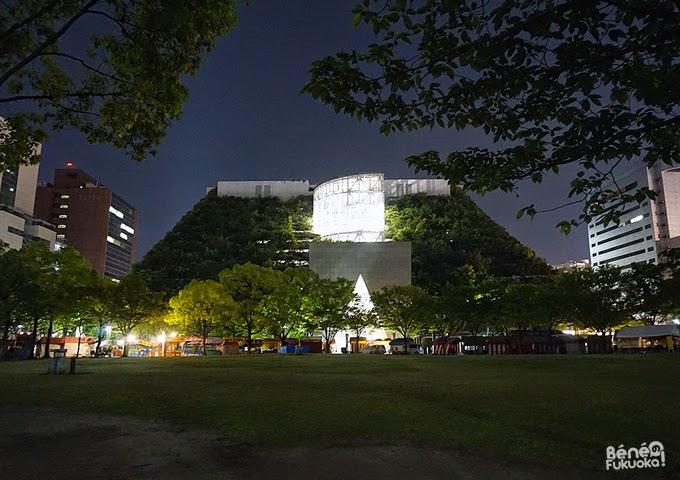 Acros in Tenjin, Fukuoka
