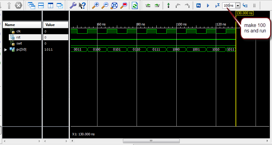 how to simulate vhdl code in xilinx?21