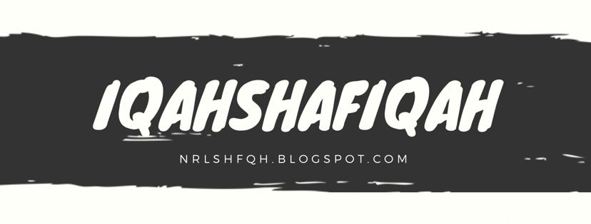 <center> IqahShafiqah </center>